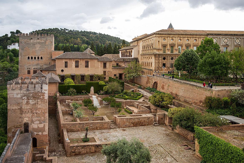 Visita guiada por Alhambra