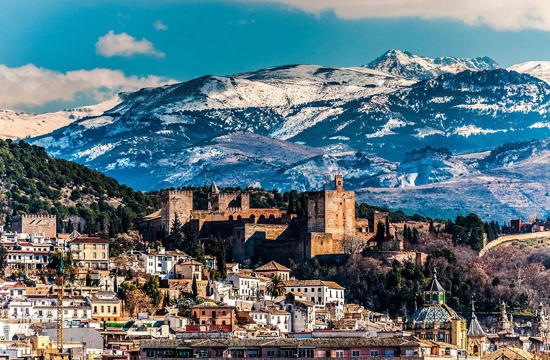 Visitas guiadas a la Alhambra y Granada