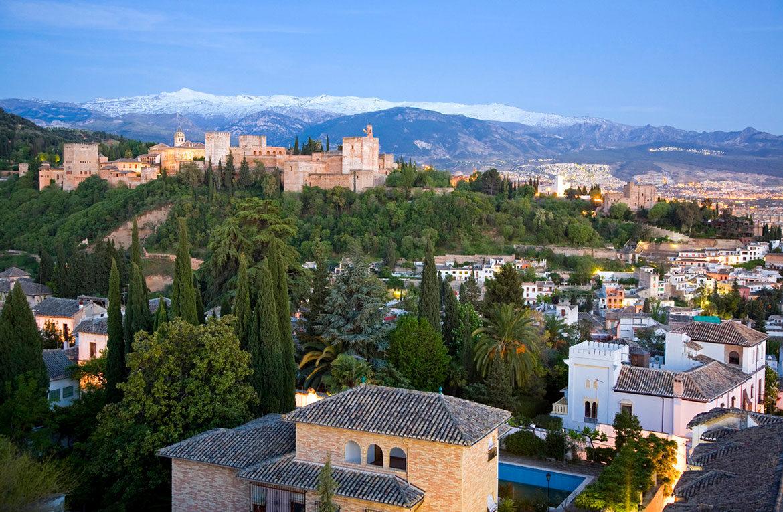 Sitios que visitar en Granada