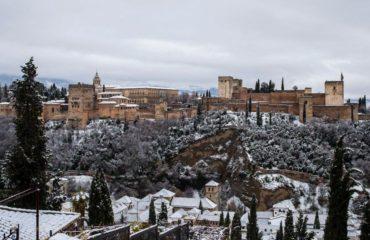 La ALhambra nevada