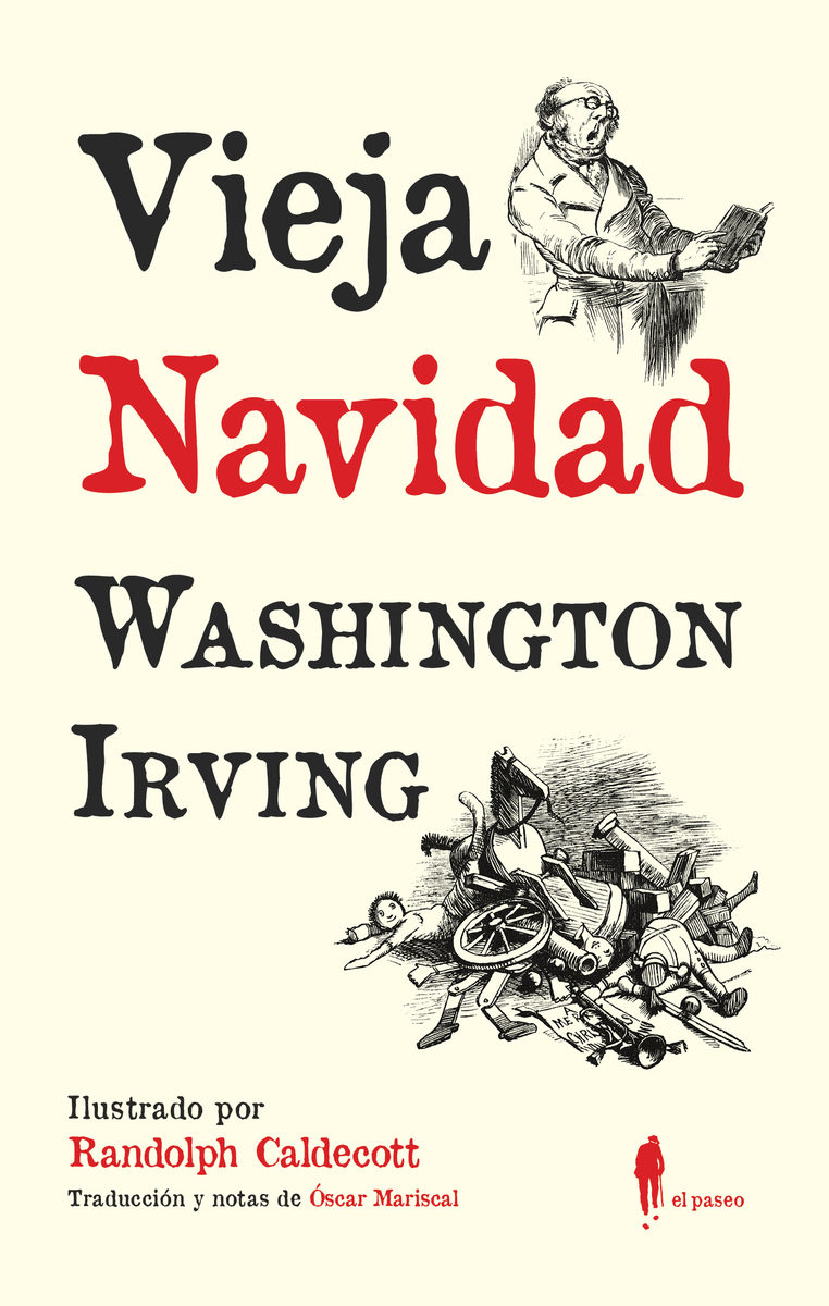 Muérdago, San Nicolás, Washington Irving